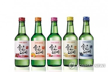Softer Soju Makes a Move in the Liquor Market