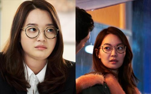 Actress Shin Min-ah, who is currently starring in KBS 2TV's drama 'Oh My Venus', spent a lot of time and effort as well as money to transform herself into a 'big' girl. (Image : Yonhap)