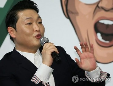 Psy Aims to be 'Grade-A' Singer