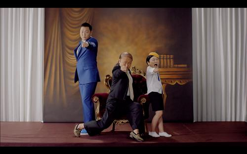 Psy's 'Daddy' Enters Billboard Hot 100 Chart