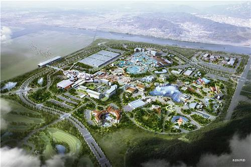 Universal Studios Theme Park Coming to Hwaseong