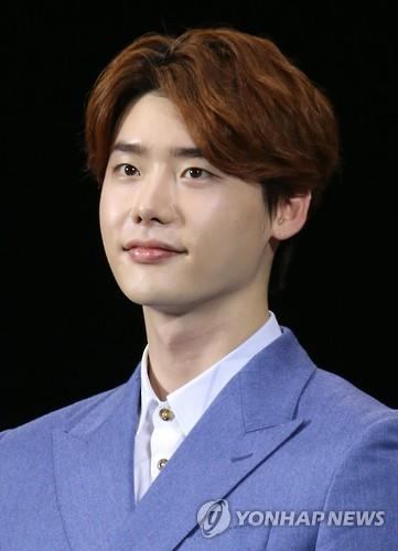 South Korean actor Lee Jong-suk. (Image : Yonhap)