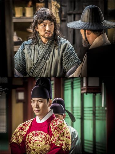 'Jang Young-sil', the drama based on the life of a Korean historic figure that aired on KBS 1TV, will be exported to Hong Kong. The drama is also attracting attention as it will be starring Song Il-guk, the Korean actor famous for his appearance in the drama 'Jumong' and 'Superman comes back'. (Image : Yonhap)