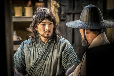 Song Il-gook is Going to Hong Kong: KBS Exports Historical Drama