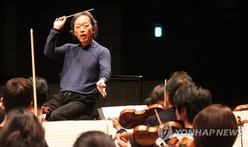 Seoul Philharmonic Orchestra's music director Chung Myung-whun. (Image : Yonhap)