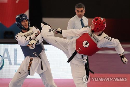 The World Taekwondo Federation (WTF) decided to change their current abbreviation because it is similar to an expletive. (Image : Yonhap)