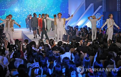 South Korea's exports of TV programs spiked over the past two years, helped by the growing popularity of Korean culture, government data showed Sunday. (Image : Yonhap)