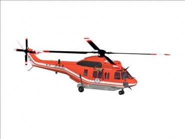 Surion Chopper to be Used by Korea Forestry Service