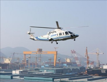 Daewoo Sells Helicopter to Normalize Management