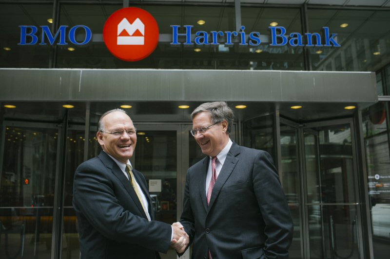 BMO Financial Group and its wholly-owned Chicago-based subsidiary BMO Harris Bank N.A. announced the completion of the acquisition of General Electric Capital Corporation's Transportation Finance business. (image: BMO Financial Group)