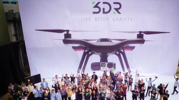 3DRobotics and Halo Robotics Launch the Smart Drone in Jakarta