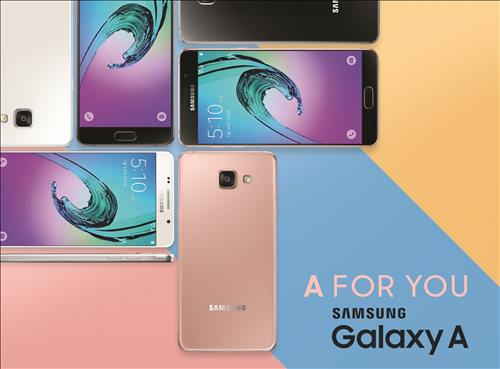 Samsung to Release New Galaxy A Series at Home