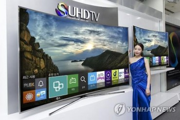 Panel Makers Set Sights on Curved TV Panels Amid Slump
