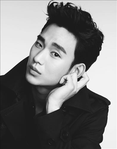 South Korean actor Kim Soo-hyun (Image : Yonhap)