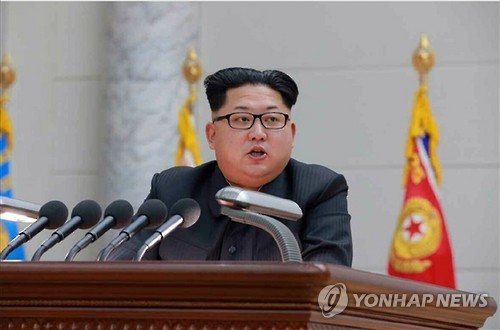 According to Daily NK, an online newspaper specializing in North Korea, Kim Jong-un's personal staff, the members of the 5th division, lead privileged lives, and with the young leader's halo shining behind them, they even look down at Hwang Byung-seo, who is known to be the second in command in North Korea. (Image : Yonhap)