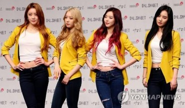 For Dal Shabet, Longevity by Itself a Feat