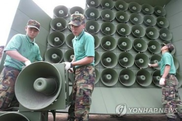 N. Korea Blocks S. Korean Loudspeaker Broadcasts