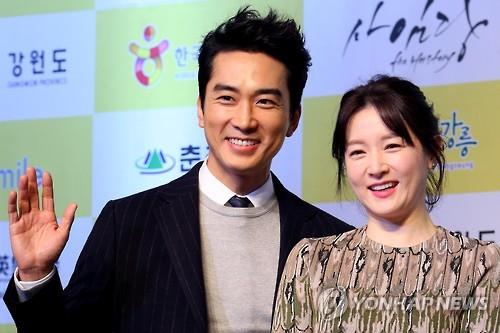 'Saimdang, the Herstory' starring Lee Young-ae and Song Seung-heon, secured programming at SBS and is now being filmed. (Image : Yonhap)