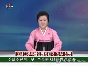 N. Korea Announces Successful Test of Hydrogen Bomb