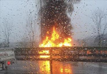 BMWs Bursting into Flames