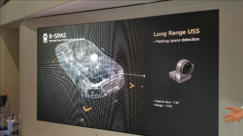 Competition for Sensors Greater than for Smart Cars Themselves