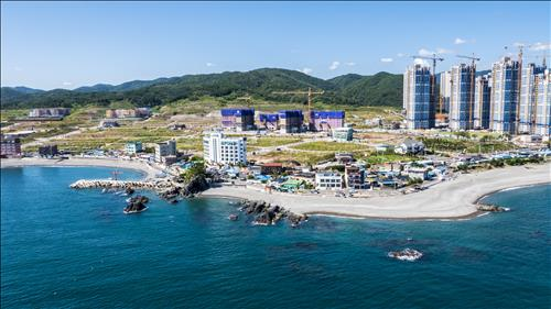 A Mediterranean marine city inspired by Nice, Venice and other similar municipalities will be created in Ulsan. (Image : Yonhap)