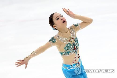 Teenage Figure Skating Phenom Signs with Kim Yu-na's Agency