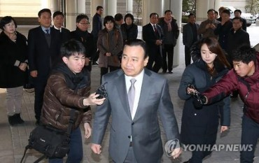Prosecutors Seek 1-year Jail Term for Ex-PM