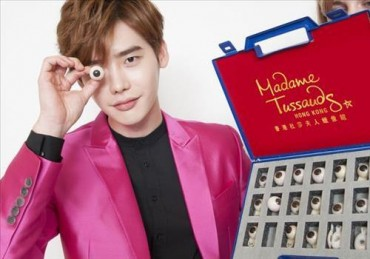 Actor Lee Jong-suk's Wax Figure to be Unveiled in Hong Kong