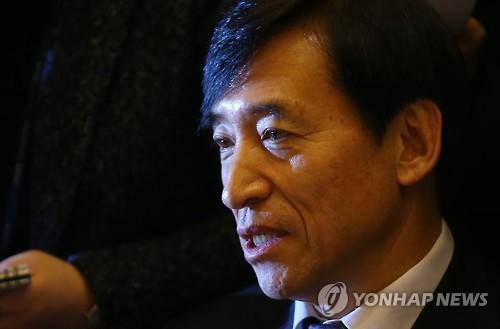 Bank of Korea Gov. Lee Ju-yeol (Image : Yonhap)