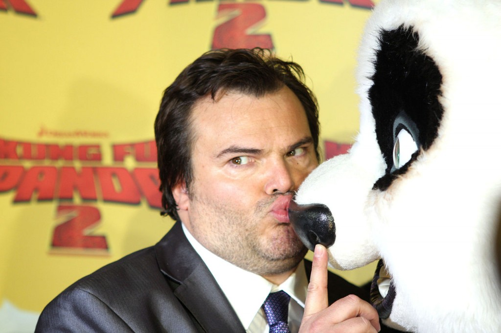Hollywood actor Jack Black, who is visiting Korea to promote 'Kung fu Panda 3', will make an appearance on MBC's 'Infinite Challenge', which is one of the most popular real-variety shows in Korea. (Image : Wikimedia)