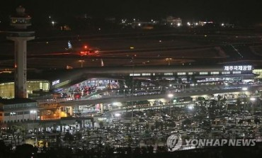 Jeju Airport in Full Operation to Transport Passengers