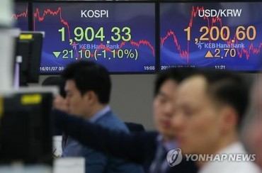 Stuttering S. Korean Economy Faces Triple Whammy