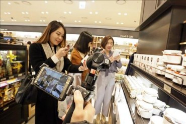 Chinese 'Power Creators' Boost Galleria's Brand Recognition