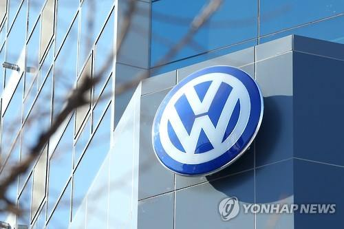 Volkswagen Group and its local unit in South Korea are facing another class-action lawsuit over their manipulation of emissions for some of its 3-liter diesel models in the United States, a local law firm said Wednesday. (Image : Yonhap)