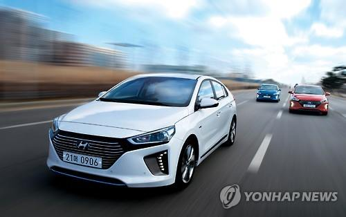 S. Korea's Hybrid Sales Hit All-time high in 2015