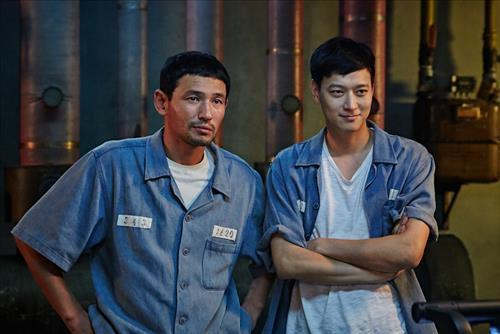 """A scene from """"A Violent Prosecutor."""" (Image : Yonhap)"""