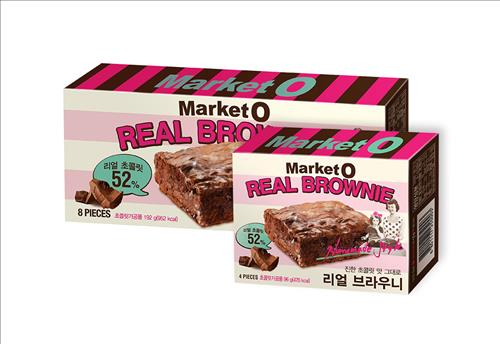 For Japanese tourists, 'Market O Real Brownies' were in high demand. (Image : Yonhap)