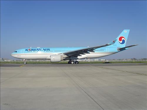 An Airbus A330-200 operated by Korean Air (Image : Korean Air)