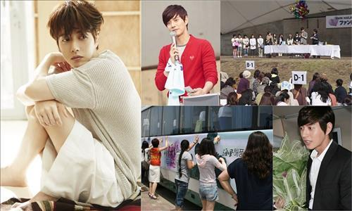 Actor Park Hae-jin to Celebrate Debut Anniversary with Fans