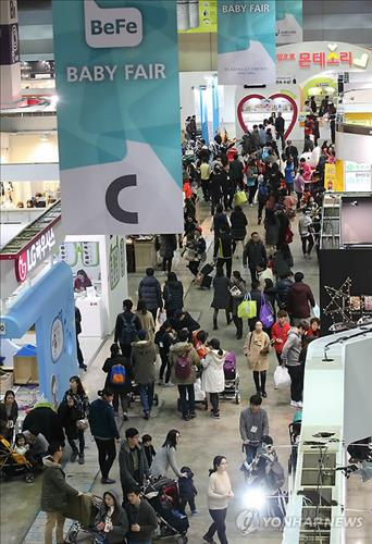 13 businesses including Coway, Winix and Hanil Electronics have rented booths at the BeFe Baby Fair, which will be held at COEX from February 18 to 21. Products such as dehumidifiers, food dehydrators, baby bottle sterilizers, and aspirators for runny noses are expected to be introduced. (Image : Yonhap)