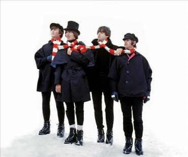 The Beatles Dominate South Korean Music Charts