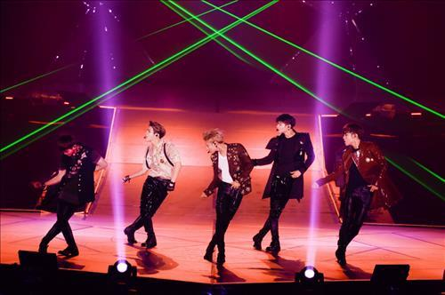 SHINee Launches 4th Japan Tour