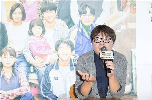 "Shin Won-ho, producer of the ""Reply"" series (Image : Yonhap)"