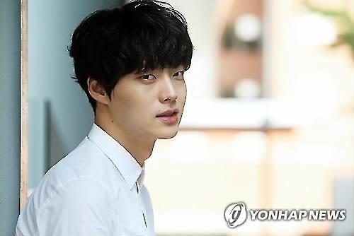 Actor Ahn Jae-hyun (Image : Yonhap)