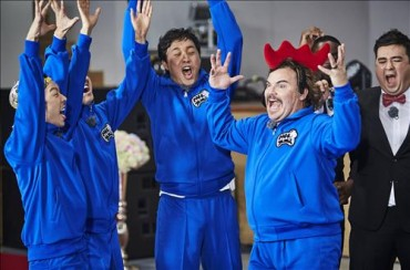 Jack Black Wows Korea with Infinite Challenge Appearance