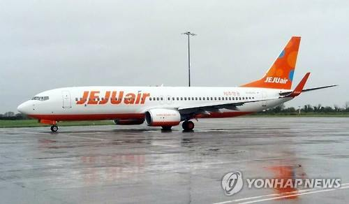 Jeju Air's 2015 Net Surges 47.3 Pct