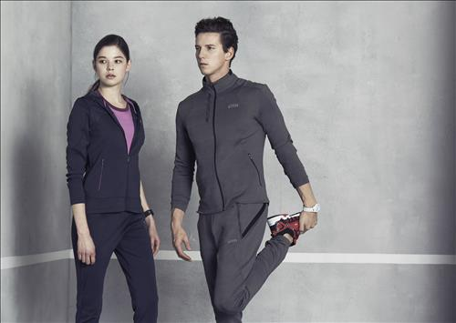 'Athleisure' Trend Boosts Sportswear Sales