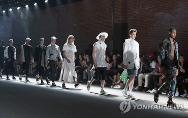 'Concept Korea' Fashion Show Held in New York