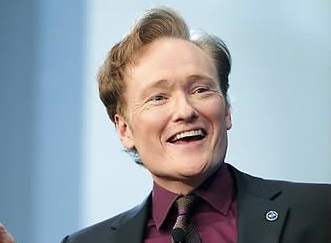 Conan O'Brien Sings on K-pop Track Yet to be Released